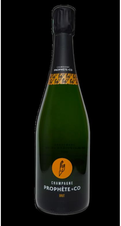 Champagne Prophète and CO Cuvée Brut